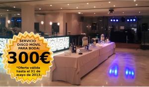 oferta especial salon 300